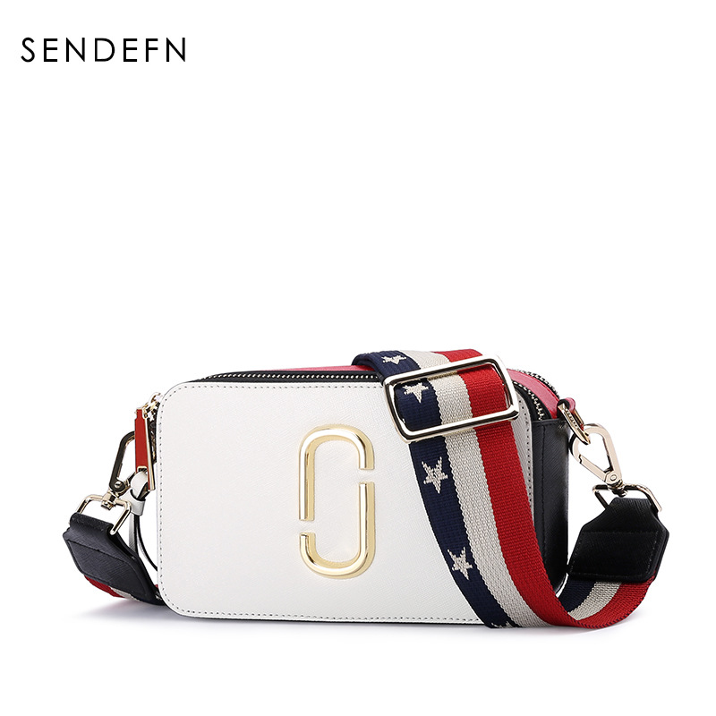 SENDEFN Woman Handbags Genuine Leather Composite Bag Soft Cowhide Skin Female Shoulder Crossbody High Quality Natural MessengerSENDEFN Woman Handbags Genuine Leather Composite Bag Soft Cowhide Skin Female Shoulder Crossbody High Quality Natural Messenger
