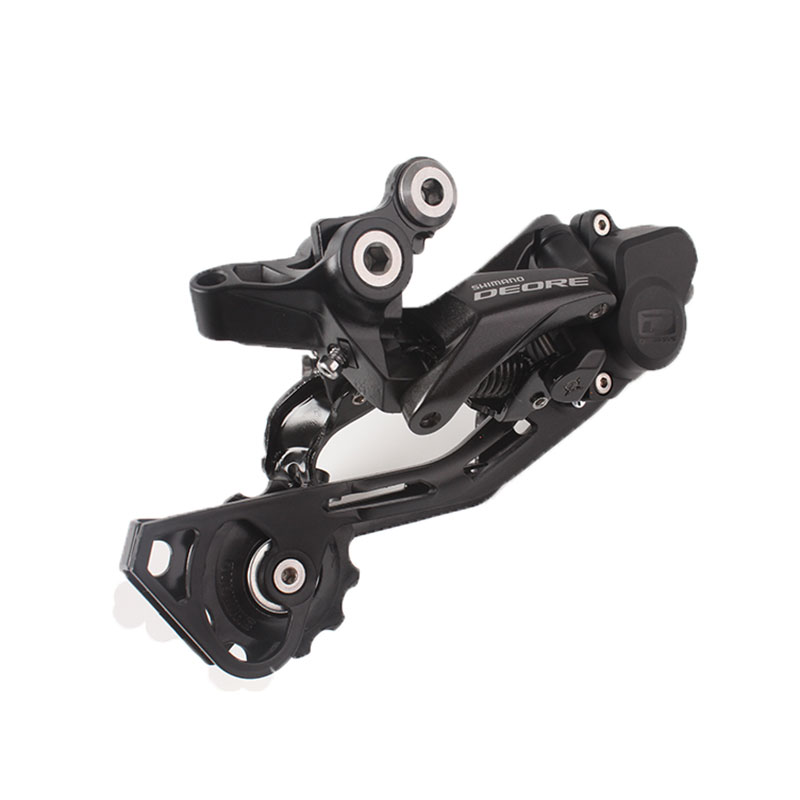 SHIMANO DEORE RD M6000 Rear Derailleur 10s Speed SGS Long Cage MTB Bicycle Rear Derailleur
