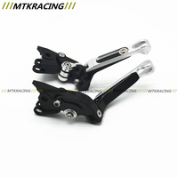 For BMW R1200R R1200RT/SE 06-14 10-13 MotorcycleModified CNC dedicated Handlebar single-Folding&Extendable Brakes Clutch Levers