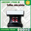 2018 обновление 2 чашки кофе принтер и 3D Кофе принтер