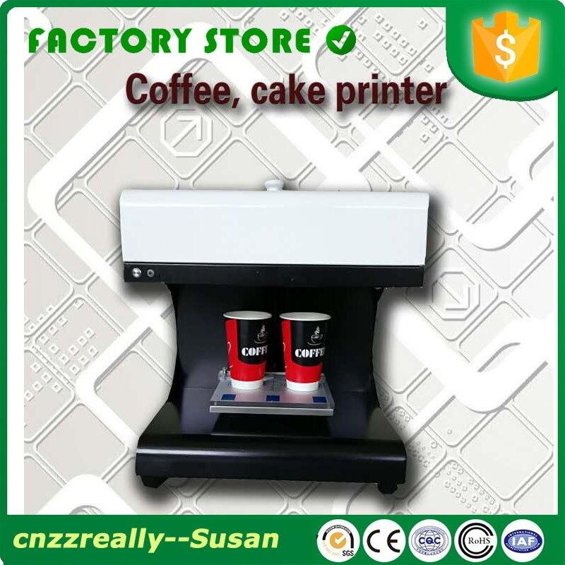 2018 Upgrade 2 cups Coffee Printer & 3D coffee printer|Food Processors| |  - title=