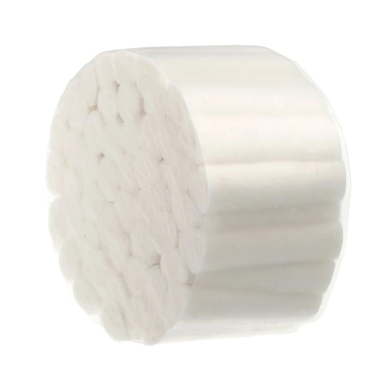 1box Hot Selling Professional Disposable Consumables Dental Suction Blood Cotton Rolls Medical Blood-sucking Cotton Rolls X0828