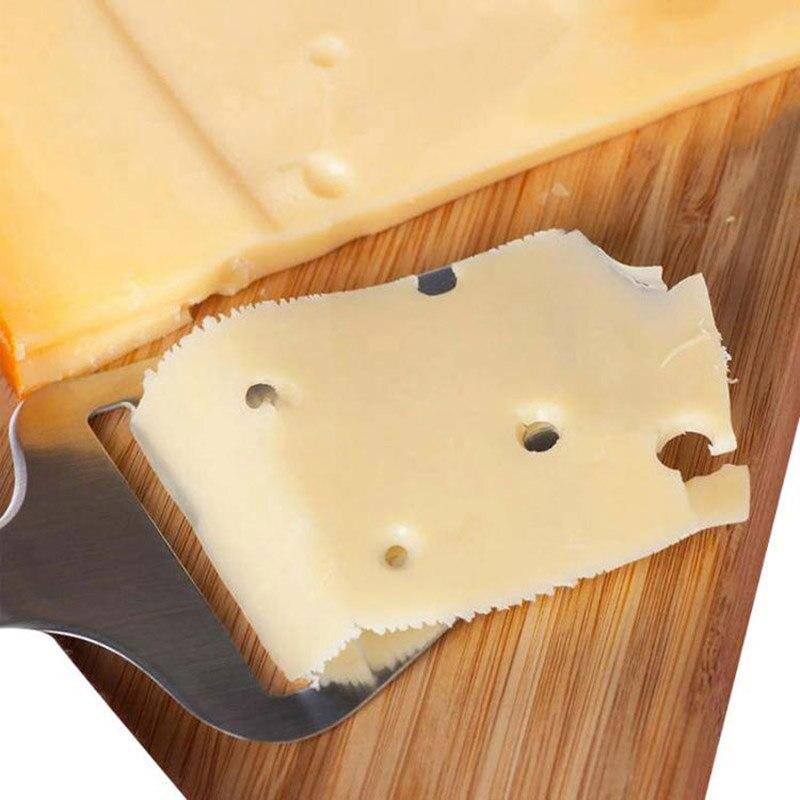 Терка для сыра из нержавеющей стали, терка для сыра, резак для торта, масло, кухонный торт, кондитерский десерт, шпатель, ножи для резки ломти...