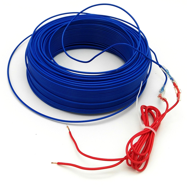 Best Price Greenhouse Heater Soil Heating Cable Greenhouse heating ...