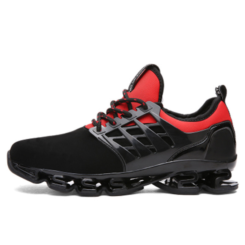 Super Cool breathable running shoes men sneakers bounce summer outdoor sport shoes Professional Training shoes plus size 46 peak sport speed eagle v men basketball shoes cushion 3 revolve tech sneakers breathable damping wear athletic boots eur 40 50