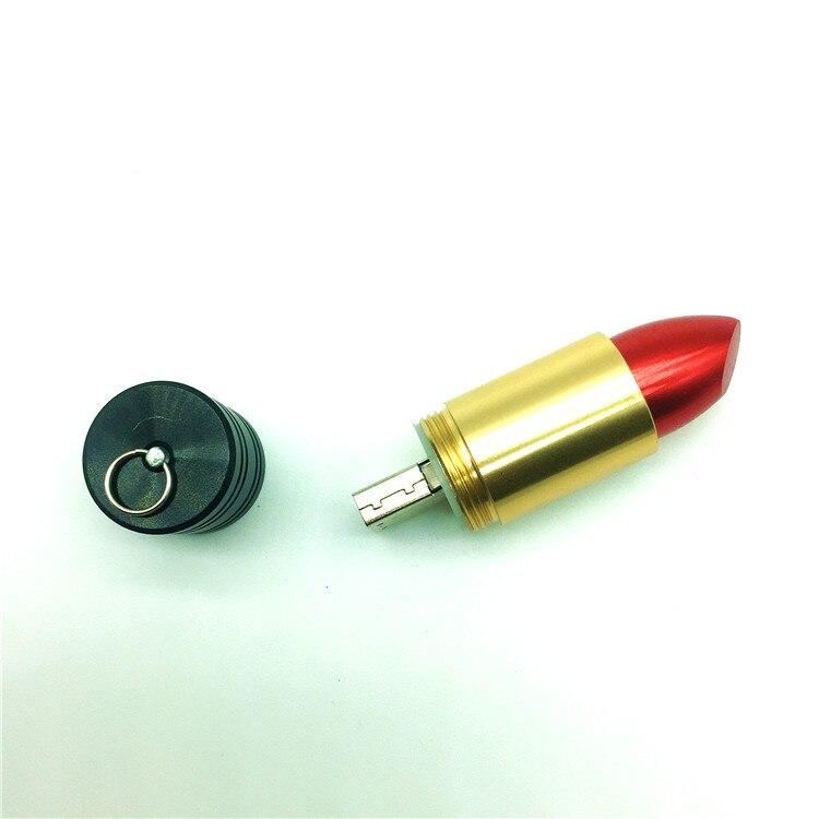 Hoge Snelheid Lipstick Vorm USB 3.0 Flash Drive Mode 4G 8 GB 16 GB 32 - Externe opslag - Foto 3