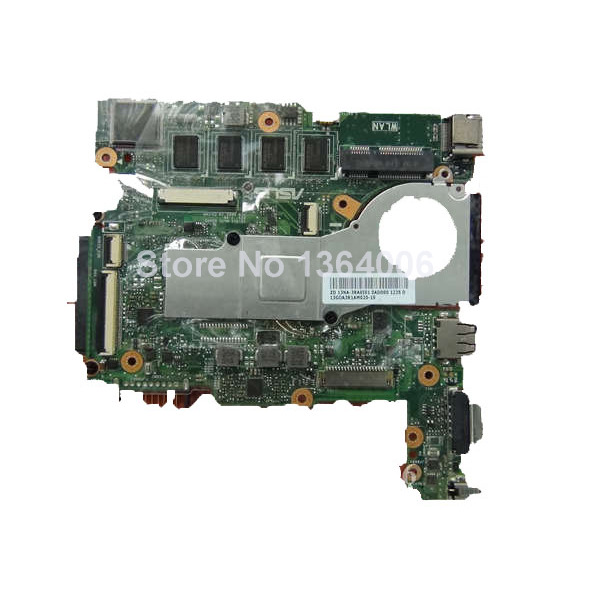 for Asus EEE pc 1015CX REV 1.4 R101CX motherboard 1G 2GB laptop mainboard fully tested & working perfect eee pc 1225b motherboard with cooler for asus laptop fully tested