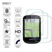 Protector de pantalla de vidrio templado para Garmin Edge 530 1030 PLUS, película resistente a los arañazos, transparente, 2.5D, 9H, 2 paquetes, 830