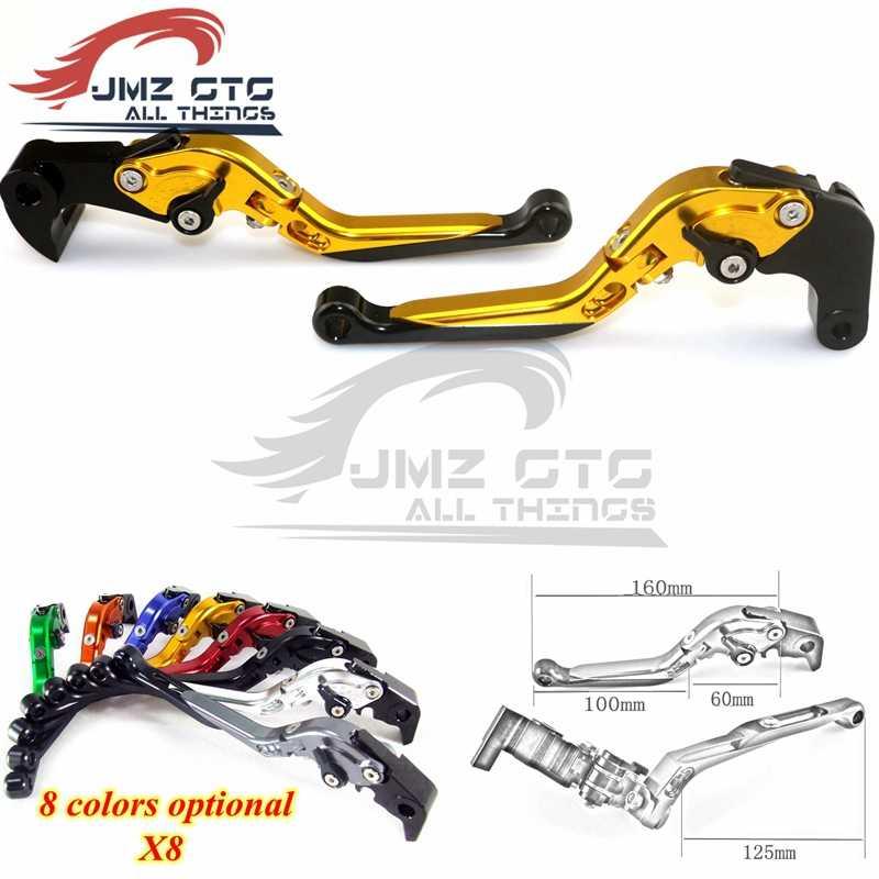 Для Ducati Scrambler Кафе Racer 2017 HYPERMOTARD 939 SP 2018 Алюминиевый CNC регулируемый тормозной рычаг сцепления мотоцикла
