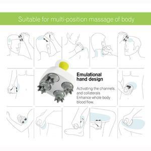 Image 3 - Breo Impermeabilizzazione Head massager. senza fili Del Cuoio Capelluto massaggiatore Prevenire La perdita dei capelli Promuovere La crescita dei capelli