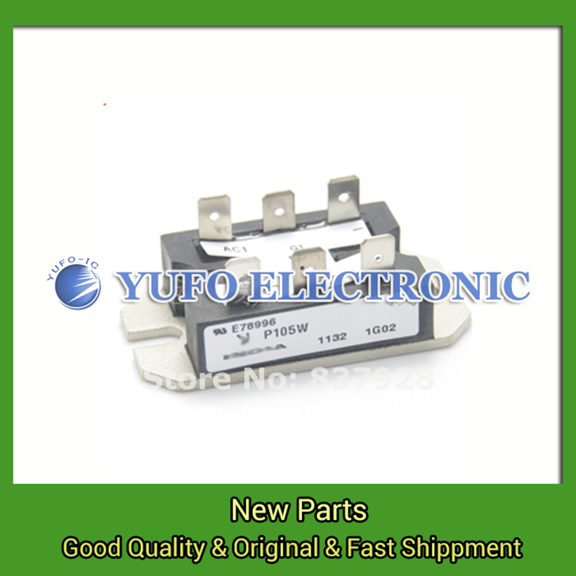 Free Shipping 1PCS  P105W Power Modules original new Special supply Welcome to order YF0617 relay free shipping 1pcs skm500ga128d power modules power modules the new original imported yf0617 relay