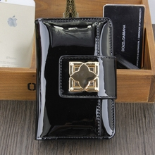 Womens Leather Wallet MIWIND2017 New Brand Famous Lancome Exquisite Small Wallets Fashion Trends Handbag Coin Purse