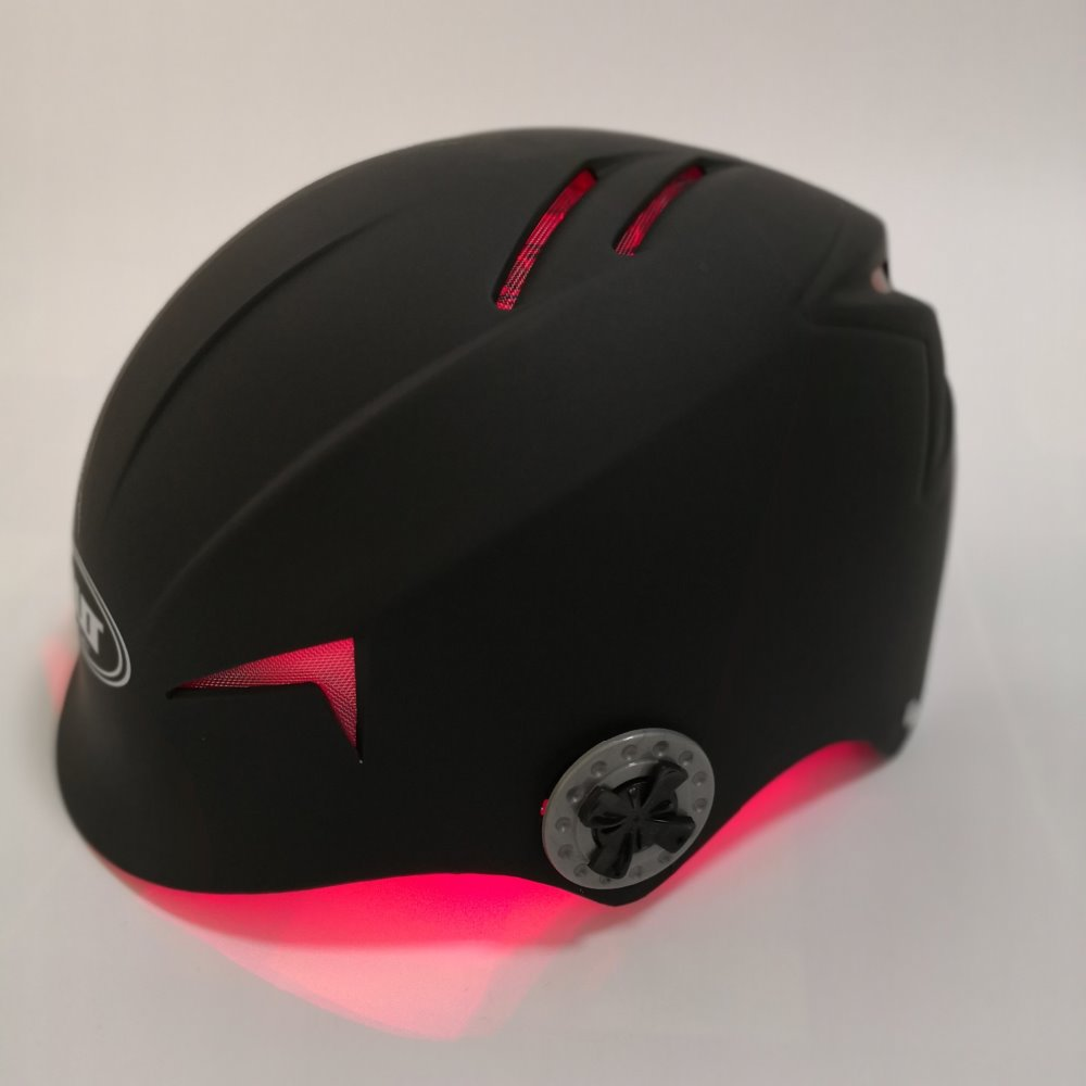 home use laser hair loss machine LLLT helmet 68 diode cap for hair regrowth-in Hair Loss Products from Beauty & Health    1