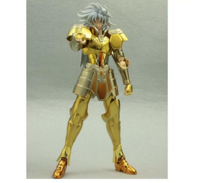 New Arrival Kanon SAGA Gemini GOLD Saint Seiya Myth Cloth EX S-Temple ST METAL CLUB MC toy Action F