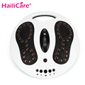 Tourmaline EMS Foot Massager Muscle Stimulation Pain Relieve Therapy Physical Infrared Circulation Booster Feet Massage Heatlth