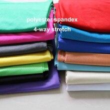 50cm * 150cm material da malha roupa latina costura tela do elastano para roupa de banho que dança a tela