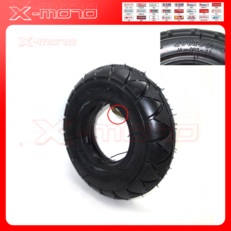 Us 5 5 40 Off 8 Inch Folding Electric Scooter Tire Inner Tubes 200x50 Tire Inner Tube For Razor Scooter E Scooter In Tyres From Automobiles