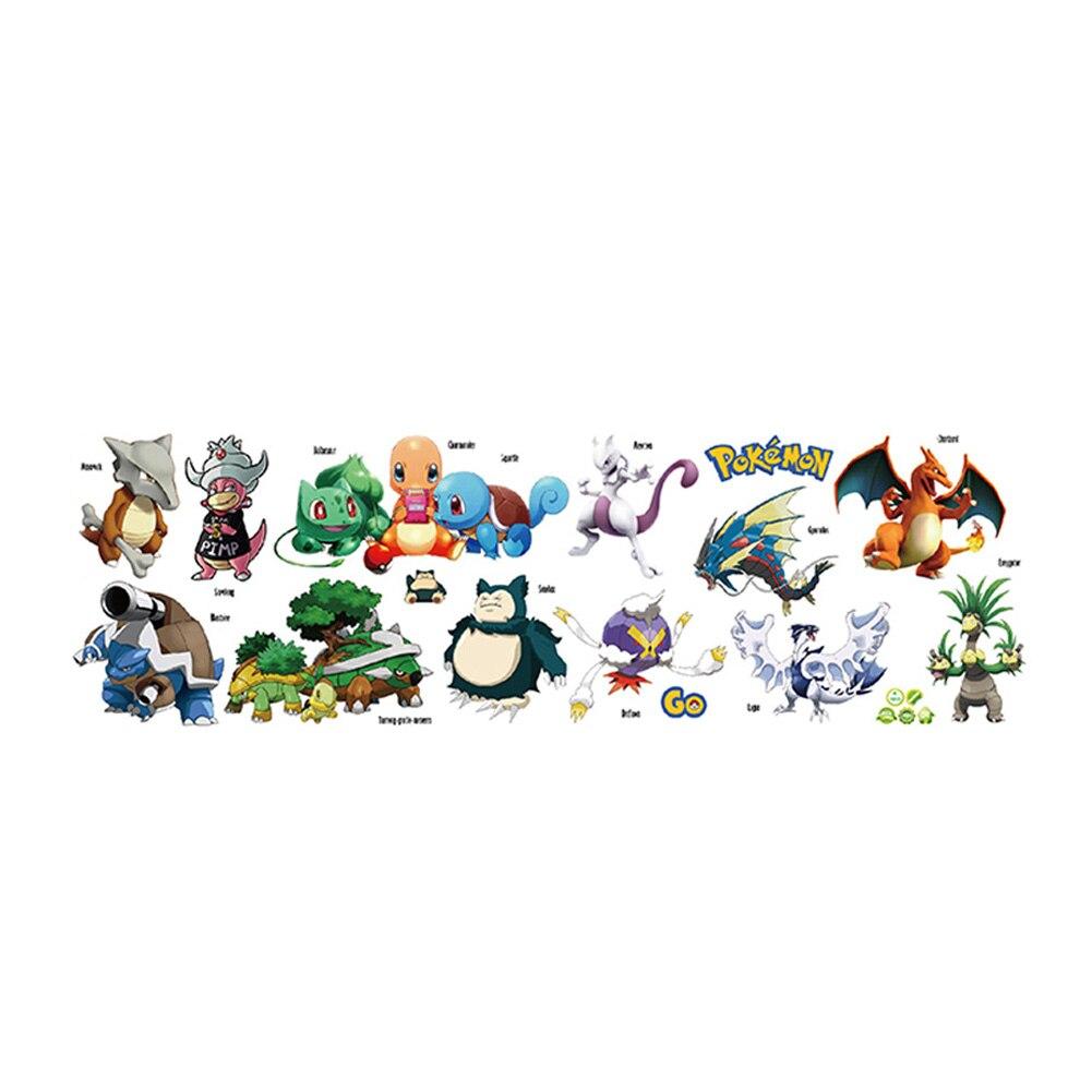 Tentacruel Pokemon Go Pokemon Waterproof Self Adhesive Vinyl Sticker