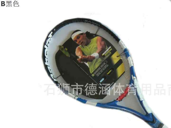 free shipping Tennis Clap Length: 27 inches, 69CM MP Face racket Hardness: Hard (action / strength player)