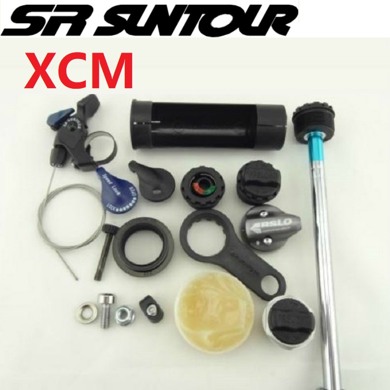 RSLO remote speed lock out Parts set for SR suntour XCM//XCR//RAIDON//EPICON fork