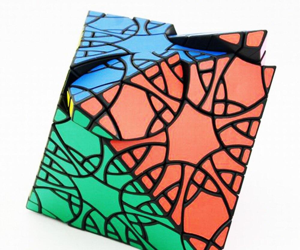 Verypuzzle Trèfle Octaèdre Fragmention cube magique Jouets Éducatifs Cube Magique - 3