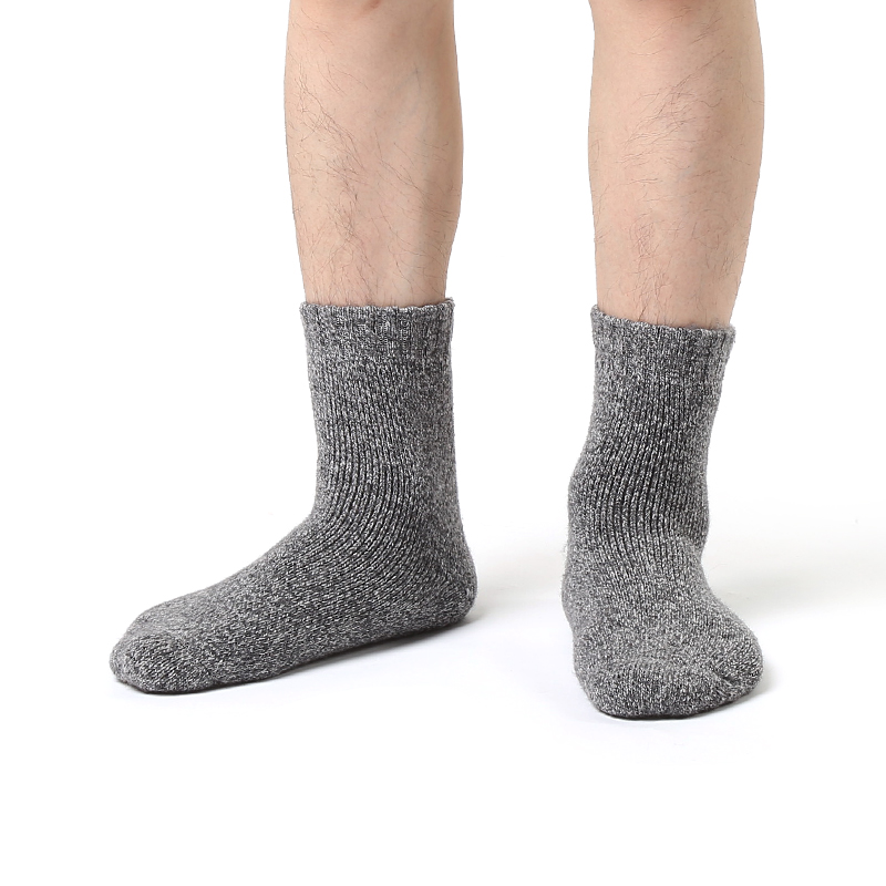 VVQI 2018 mens autumn winter wool and woolen socks with Business socks high quality keep warm