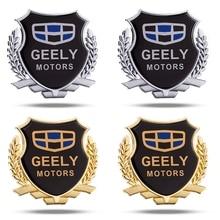 Автомобильные наклейки, пшеничная марка, эмблема значок для Geely Emgrand EC8, Geely Emgrand X7 EmgrarandX7 Geely Emgrand