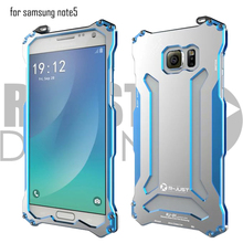 for samsung galaxy note 5 R-JUST Gundam Series Double color dirt-resistant + anti-knock phone case for samsung note 5 n9200