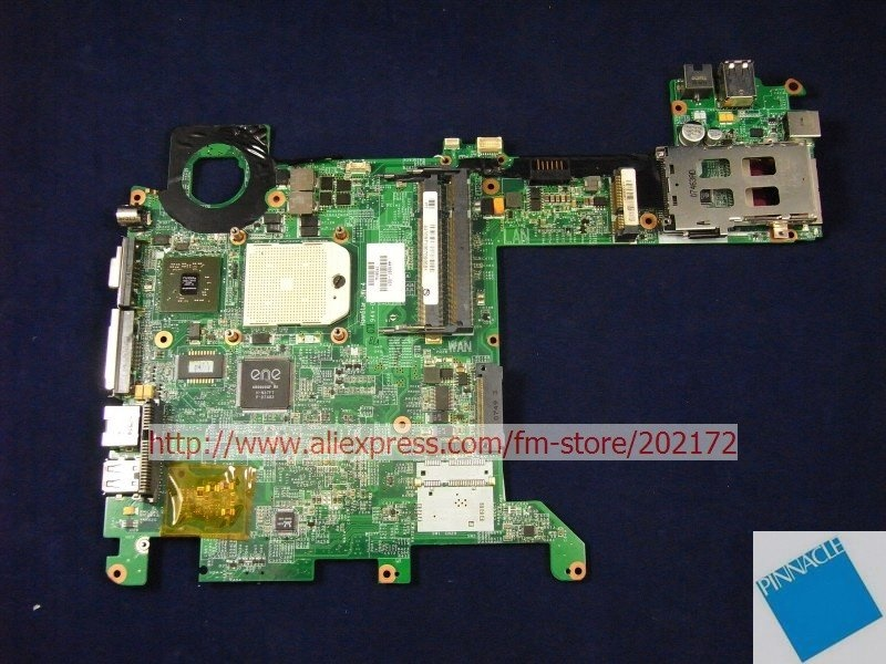 441097-001 Motherboard for HP TX1000 /w R version NB & Dual core CPU стоимость