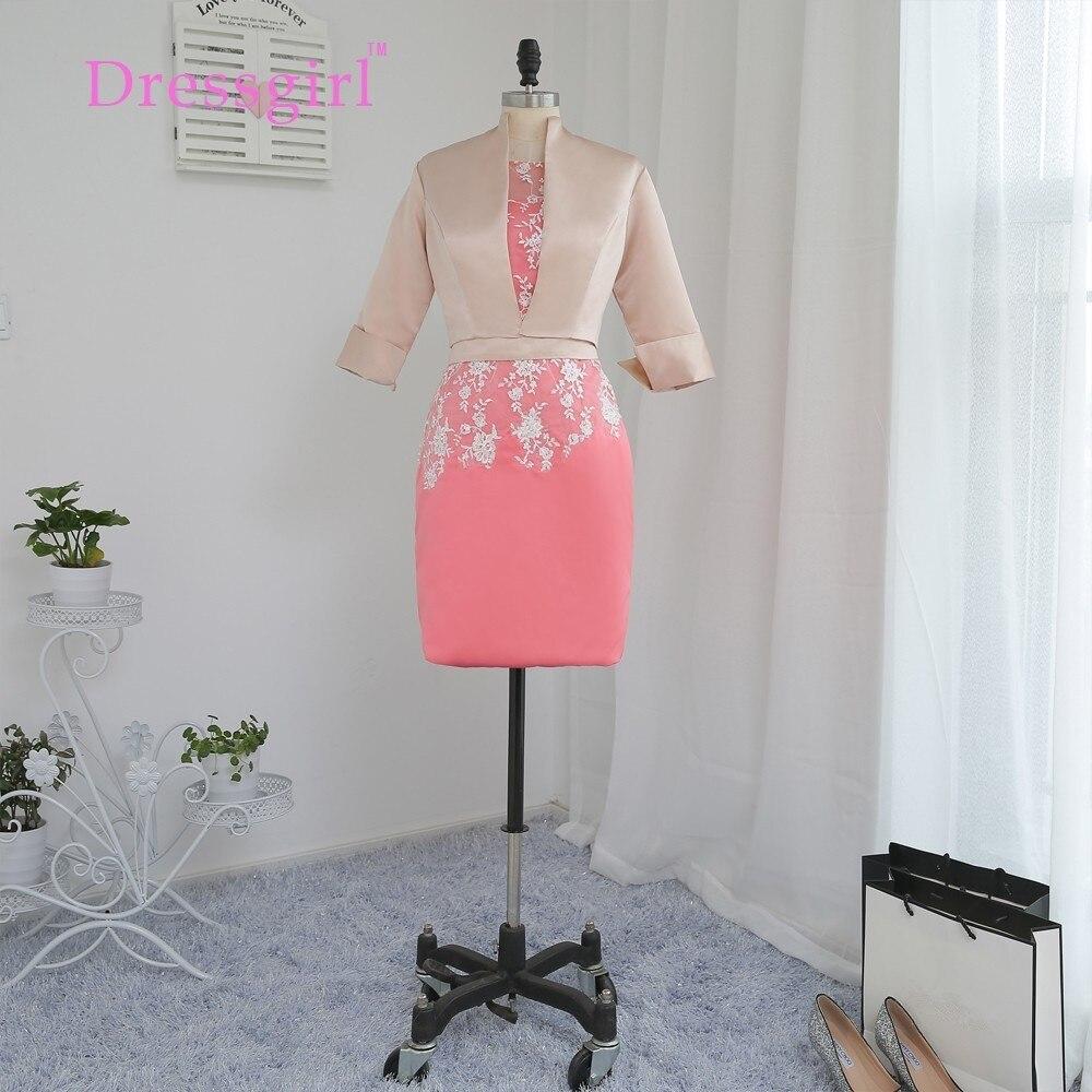 Promoción de Madre Vestido De La Novia De Color Rosa - Compra Madre ...
