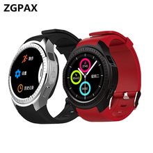 G05 PRO GPS Camera Sports Smart watch MTK2503 SIM TF SMS Push siri Blood Pressure Heart Rate Monitor Smartwatch For ios andrtoid