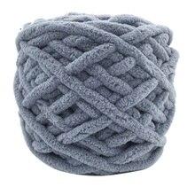 Один запас грубой шерсти линии льда Бар иглы вязание шарф линии тапочки линии воротник шляпа