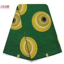 Nigeria dress design textile 100% cotton