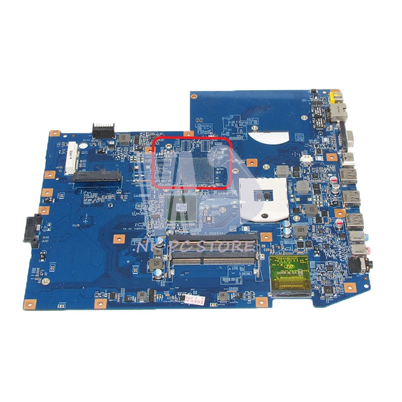MBPLY01001 MB.PLY01.001 For Acer aspire 7740 Laptop Motherboard 48.4GC01.011 HM55 DDR3 HD GMA graphics for acer aspire 5710g 5920g 6530g 6920g notebook pc ati mobility radeon hd 3650 hd3650 ddr3 256mb mxm ii graphics video
