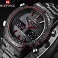Relojes de los hombres 2016 fashion brand naviforce reloj de cuarzo ejército militar sport reloj digital de pulsera relogio masculino 9024