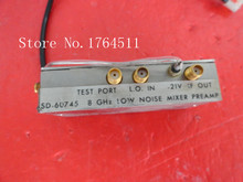 [Белла] Харрис SD-60745 8 ГГц 21 В SMA питания усилителя