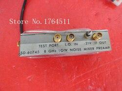 [BELLA] HARRIS SD-60745 8GHz 21V SMA supply amplifier