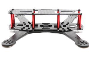 Image 3 - TCMM nouveau QAV250 5 pouces FPV Kit de cadre 250mm empattement 3mm bras Fiber de carbone pour RC Drone FPV Kit de cadre de course