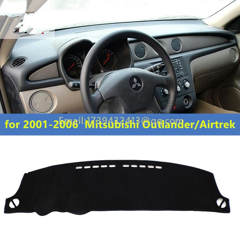 Dashmats Car Styling Accessories Dashboard Cover For Mitsubishi Montero Outlander Airtrek 2001