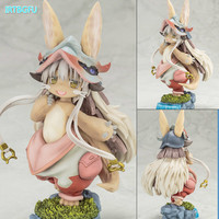 Made In Abyss Nanachi Action & Toy Figures Japanese Anime Figure Collectible Figurines One Piece Pvc Figures Model Collection