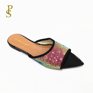 Image 2 - Shiny shoes flat shoes womens shoes ladiess shoes