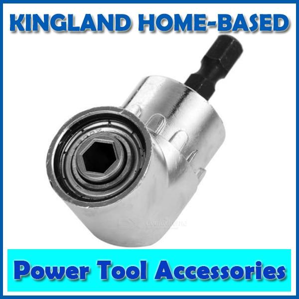 Destornillador de destornillador de ángulo de bit hexagonal - Accesorios para herramientas eléctricas - foto 2