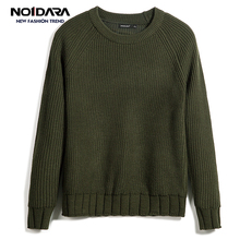 No.1 dara 2018 Hot Brand Sweater Men masculino O-Neck Solid Slim Fit Knitting Mens sueter hombre Casual Tops pull homme