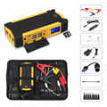 Auto Batterij Starter 600A 82800 mAH 12 V Nood Uitgangspunt Apparaat Power Bank Jump Starter Power Bank Led Licht USB lader