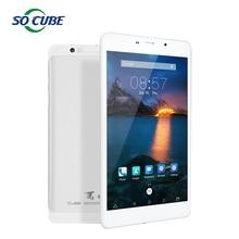 Cubo t8 último/plus Dual 4G Teléfono Tablet PC MTK8783 Octa Core 8 Pulgadas Full HD 1920*1200 Android 5.1 2 GB Ram 16 GB Rom GPS