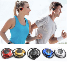 Mini503 Sport Mini Bluetooth Headset Stereo Wireless Bluetooth Earphones Headphone Support TF card FM Radio for iphone Samsung