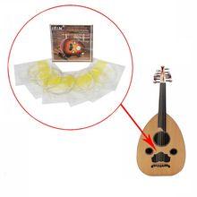 Oud String Middle East lute 12 String Nylon посеребренный O102 022-033