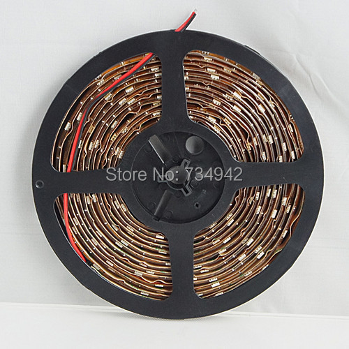SMD5050-150LEDs IR Tri-Chip Flexible LED Strips Waterproof Five Meter DC12V