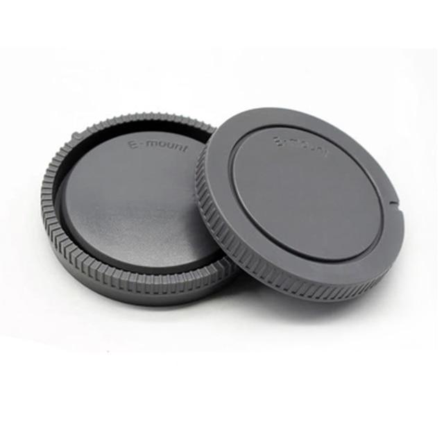 10 Pairs camera Body cap + Rear Lens Cap for Sony NEX NEX 3 E mount