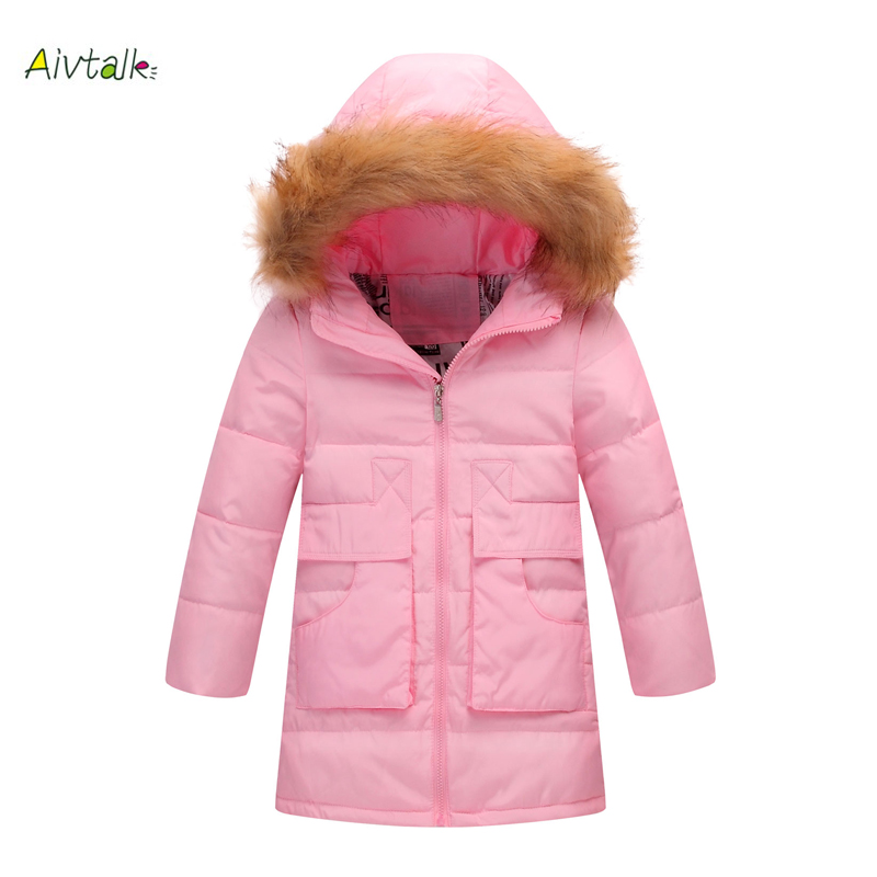 2017 Fashion Girls Boys Winter Jackets Children Coats Warm Baby Thick White Duck Down Kids Outerwears for cold -5 degree jacket new 2017 winter baby thickening collar warm jacket children s down jacket boys and girls short thick jacket for cold 30 degree